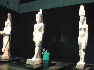 海のエジプト展
