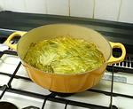 キャベツの重ね煮/調理後