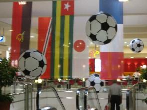 ワールドカップ一色のPEP